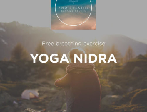 Yoga Nidra with Rebecca Dennis – Breathwork To Induce A Good Night's Sleep